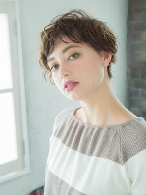 ショートワンウエーブ【IDs/聖蹟桜ヶ丘駅】