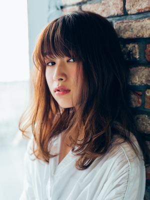 大人っぽロングヘア【IDs/聖蹟桜ヶ丘駅】