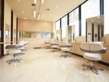 美容室ハービィ サビア飯能店1