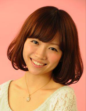 cute girl bob★