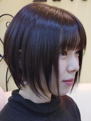 艶髪!女子力UPボブ
