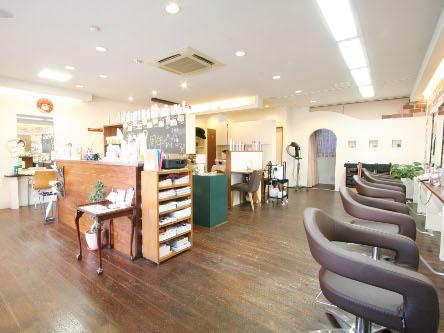 Cappuccino Hair 松井山手店2