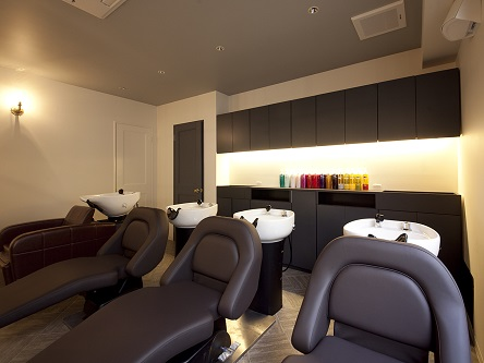 aile Organic Hair Salon 西大寺店3