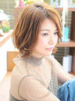 【RELEDEN/川越】外ハネワンカールボブ