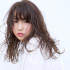 【fio平日限定】デジタルパーマ+カット+ミストケア