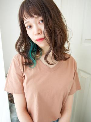 【fioフィオ】オーシャンブルー