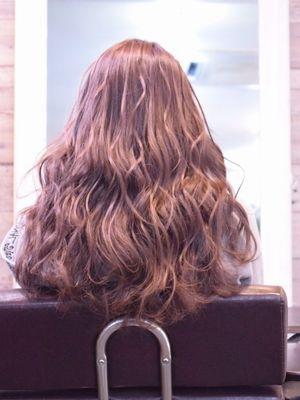 ミルクティー_hair make FOX