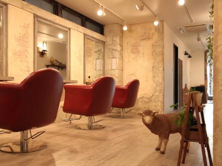 beauty salon Little1