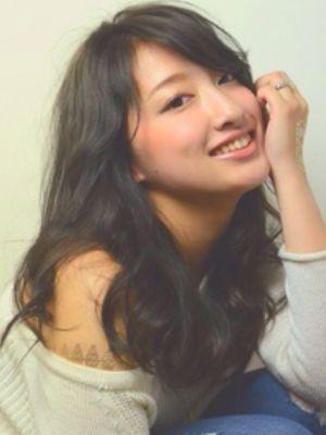 【Frames東川口】外国人風ダークアッシュロング