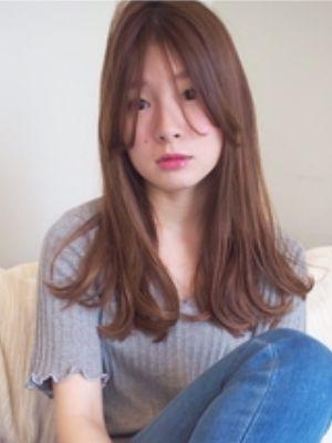 【Frames東川口】小顔に見える☆カジュアルセミロング