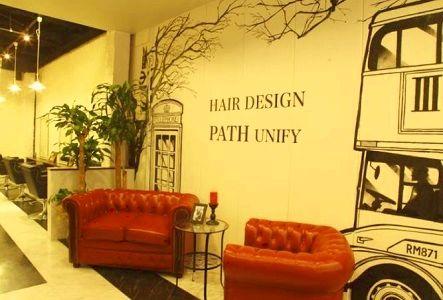 HAIR DESIGN PATH UNIFY 2