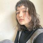 【oggi ottoケア込】 カット+外国人風コスメパーマ 8,880円