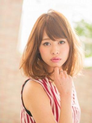 ☆ゆるフワミディ☆【sion hair 新宿】