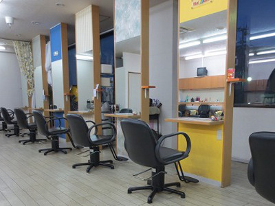 美容室ヘアマックス芦野店1
