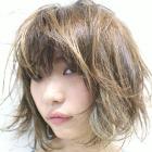<新規>カット+『THROW』カラー+ハホニコTR13,880円