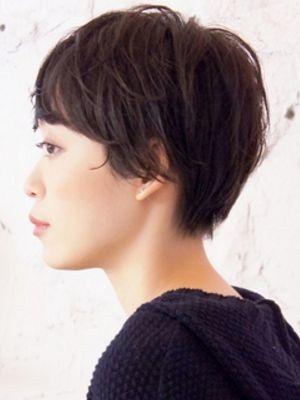 さっぱり美髪ショート 【表参道/青山 drop】