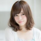 前髪ストレート+前髪カット 8,640円→6,480円