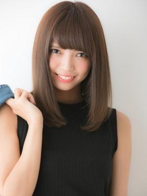 【Euphoria/小松】サラサラ艶髪ストレート♪