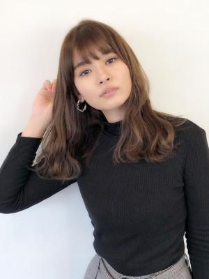 【Euphoria 宮本】小顔ミディ