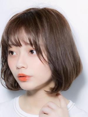 【Euphoria小野寺】シルエットが可愛い☆ミニボブ