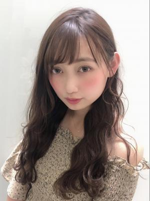 【Euphoria佐藤】 シースルーフェミニンウェーブ