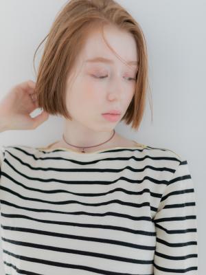 【Euphoria 宮本】大人かわいい髪質改善ボブ