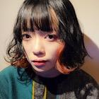 【マイクロバブル付】カット+カラー+ポイントカラー