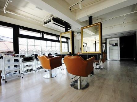 Hair make NOISM-elua1
