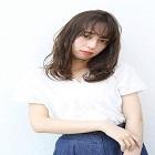 【色持ち◎】小顔カット +光色ボタニカルカラ- +電子TR14,880円→7,680円
