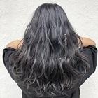 【インスタ◎カラー】カット +光色ボタニカルスモ―キーカラ- +艶髪電子TR14880→7680