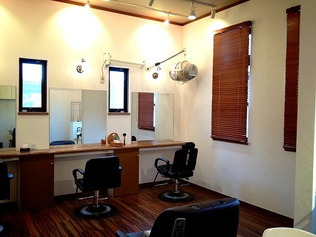 hair salon PEACE 1