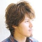 EPARKビューティー限定☆【カラーorパーマ】+メンズカット+爽快シャンプー