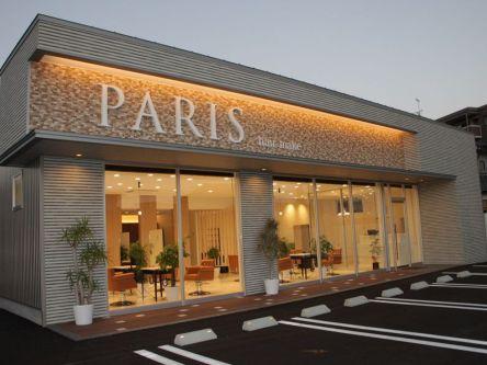 PARIS hair make5