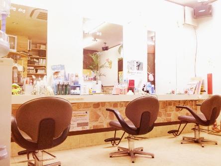 美容室ヘアーズポップ1