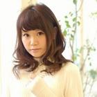 【大人気】カット+ポイントパーマ 9,000円→6,500円 【mu-kichi 吉祥寺】