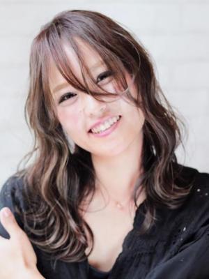 【Aere池袋】☆ツヤ感ウェーブスタイル☆進藤千草