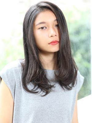 【Aere池袋】★ツヤ髪×ストレート★大内梨加