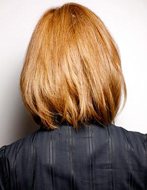 恋に効く冬髪