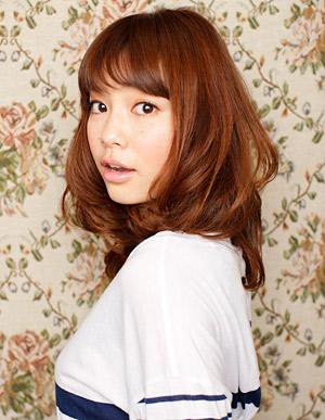 トレンドヘアー2010~midium編~
