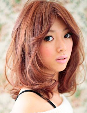 長めの前髪の印象1
