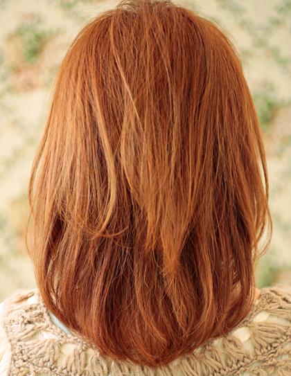 軟毛で細い毛