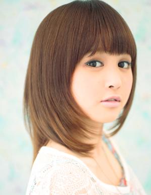 美髪美人の法則(No.4)