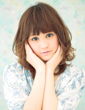 美髪美人の法則(No.7)