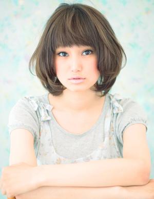 美髪美人の法則(No.23)