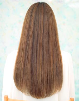 美髪を導く法則(NO.8)