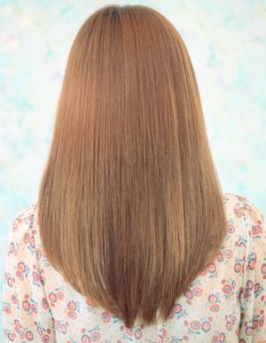 美髪を導く法則(NO.9)