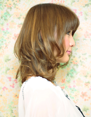 美髪を導く法則(NO.20)