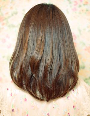 美髪を導く法則(NO.23)