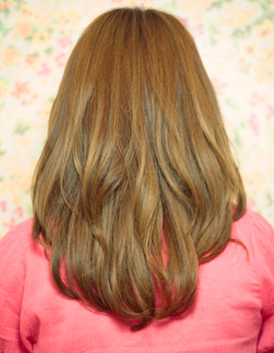 美髪を導く法則(NO.25)