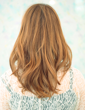 美髪を導く法(no.120)